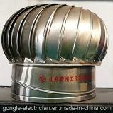 Dach eingehangener Absaugventilator-Wind-Turbine-Entlüfter-Ventilator ohne Energie