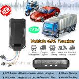 Unità dell'inseguitore di GPS motociclo/dell'automobile con la Geo-Rete fissa Tr06
