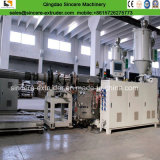 Pared doble de HDPE tubería corrugada Machine\máquina de producción