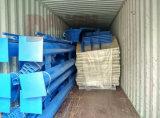 50 тонне цемента в виде хлопьев в бункере для бетонных завода заслонки смешения воздушных потоков