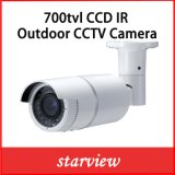 700TVL Sony CCD IR exterior Bullet CCTV Seguridad cámara (W24)
