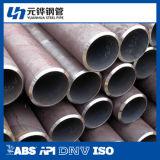 Tubo di acciaio senza giunte 168*8 per servizio di pressione bassa