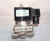 Het Sluiten van het Voltage van 1/2 Duim 12V 24V gelijkstroom de Magnetische Klep van de Solenoïde voor het Water van de Lucht