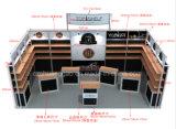 soportes de la cabina de la exposición de la feria profesional de los 3*6m