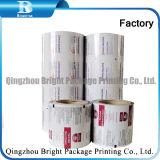 Imprimen materiales de embalaje compuesto de plástico PET/OPP Film