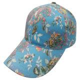 Panneau 6 Casquette de baseball avec tissus à motifs floraux BB117