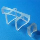 Prisma het van uitstekende kwaliteit van de Lens van het Glas van het Kristal van de Saffier UV/IR met Deklaag
