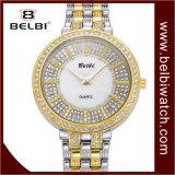 Montres-bracelet romaines de bijou de dames de diamant de Belbi