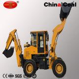 China-Minitraktor-Löffelbagger-Ladevorrichtung für Verkauf