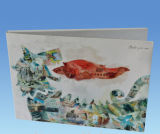 Китайский завод питания 4.3inch видео для поздравительных открыток