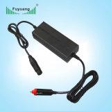 Chargeur de batterie de voiture certifié UL 24V 2A Chargeur pour Segway