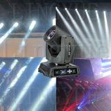5R 200W Laver le déplacement de la tête 250 du faisceau de lumière Disco