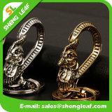 Chinesische Tierkreis-Drache-Metallmarken-Schlüsselkette (SLF-MK001)