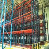 중국에서 강철 깔판 벽돌쌓기를 창고에 넣기