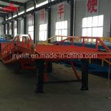 6-12tonne 1.1-1.8 La hauteur de la Chine fournisseur conteneur chariot Rampe de chargement avec la CE de la certification ISO