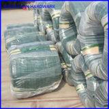 Fio galvanizado revestido PVC do ferro
