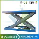1-5ton электрические Scissor таблица подъема/неподвижные Scissor платформа подъема