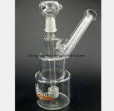 6.69 Zoll-Glaspfeife-Filter-Wiederanlauf-Öl-Glas-Rohr