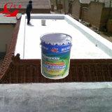 Plastik-Kleber gründete Js wasserdichte Beschichtung für konkretes Dach