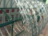 かみそりの有刺鉄線