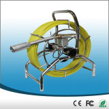 Tubo de Água do Sistema de Câmara de inspecção com a gravação de vídeo