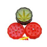 2capas de plástico adhesivo Molinillo hierbas para el tubo de cigarrillos