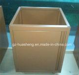 Cozinha Cabinet com Metal (HS-051)