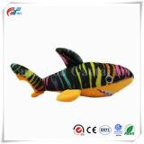 Het in het groot Stuk speelgoed van de Haai van China Goedkope Gevulde
