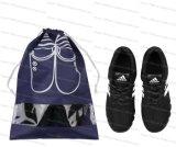 Sacs de rangement portables pour organisateurs de chaussures de voyage avec fenêtre de visionnement MY D-043