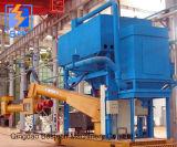 10 tonnellate della resina della sabbia di linea di produzione/doppio miscelatore della sabbia braccia della resina