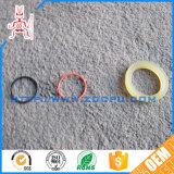 Joint torique EPDM plat blanc / transparent en silicone joint torique de la bande / chien jouet bague en caoutchouc solide