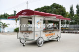 중국에 있는 세륨 그리고 SGS를 가진 아름다운 음식 트레일러 또는 트럭