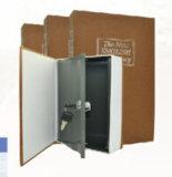 Serrure à clé secrète de dictionnaire d'un coffre de la forme de livre la boîte de rangement