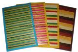 Bambustisch-Matten-Bambusplatz-Matte