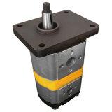 Pompa idraulica ingranaggi pompa dell'olio Cbk1-G25 / 25 pompa ad alta pressione