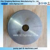 En acier inoxydable ou acier au carbone /titane Goulds 3196 couvercle de pompe