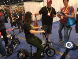 Mini-picadora Citycoco Scrooser Scooter eléctricos com motor sem escovas de engrenagem de 500 W