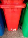 Haltbarer heißer Verkaufs-Plastikabfallbehälter mit bunten Farben