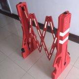 Barreira de tráfego dobra paralela de segurança de tráfego