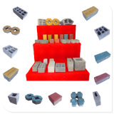 Full-Automatic del cemento hidráulico del bloque de cemento máquinas de fabricar