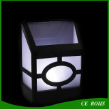 10LEDレトロのテラスの動きセンサーが付いている薄暗いモードの庭の照明LED太陽ライト