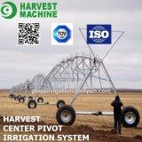 Système d'irrigation central remorquable/mobile de pivot pour la petite irrigation de ferme