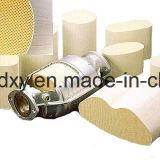 Marmitta catalitica di ceramica del favo del favo di ceramica del catalizzatore