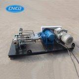 Vaporizer ambiental do ar industrial do oxigênio líquido com bomba de enchimento e o tanque criogênico