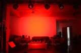 당 DJ 당 단계 빛을%s 6in1 18PCS LED 동위