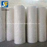 El tejido de pequeña capacidad Precio de la máquina de papel para hacer rollo Jumbo