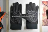 Gewicht-Anheben Handschuh-Sicherheit Handschuh-Mechaniker das Handschuh-Arbeiten Handschuh-Arbeiten Handschuhe