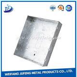 Metal de hoja modificado para requisitos particulares de acero inoxidable que estampa para el rectángulo del ordenador