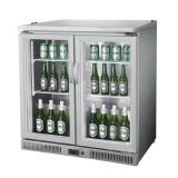 Мини-безалкогольный напиток охладитель малого пива напитков охладитель дисплея