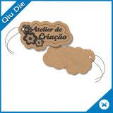 Etiquetas de precio, el papel de estraza Tags Las Etiquetas de regalo con hilo Craft colgar etiquetas para las Artes y Oficios, Boda Día de Navidad.